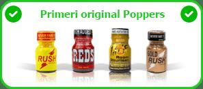 Poppers primer original Poppers arome